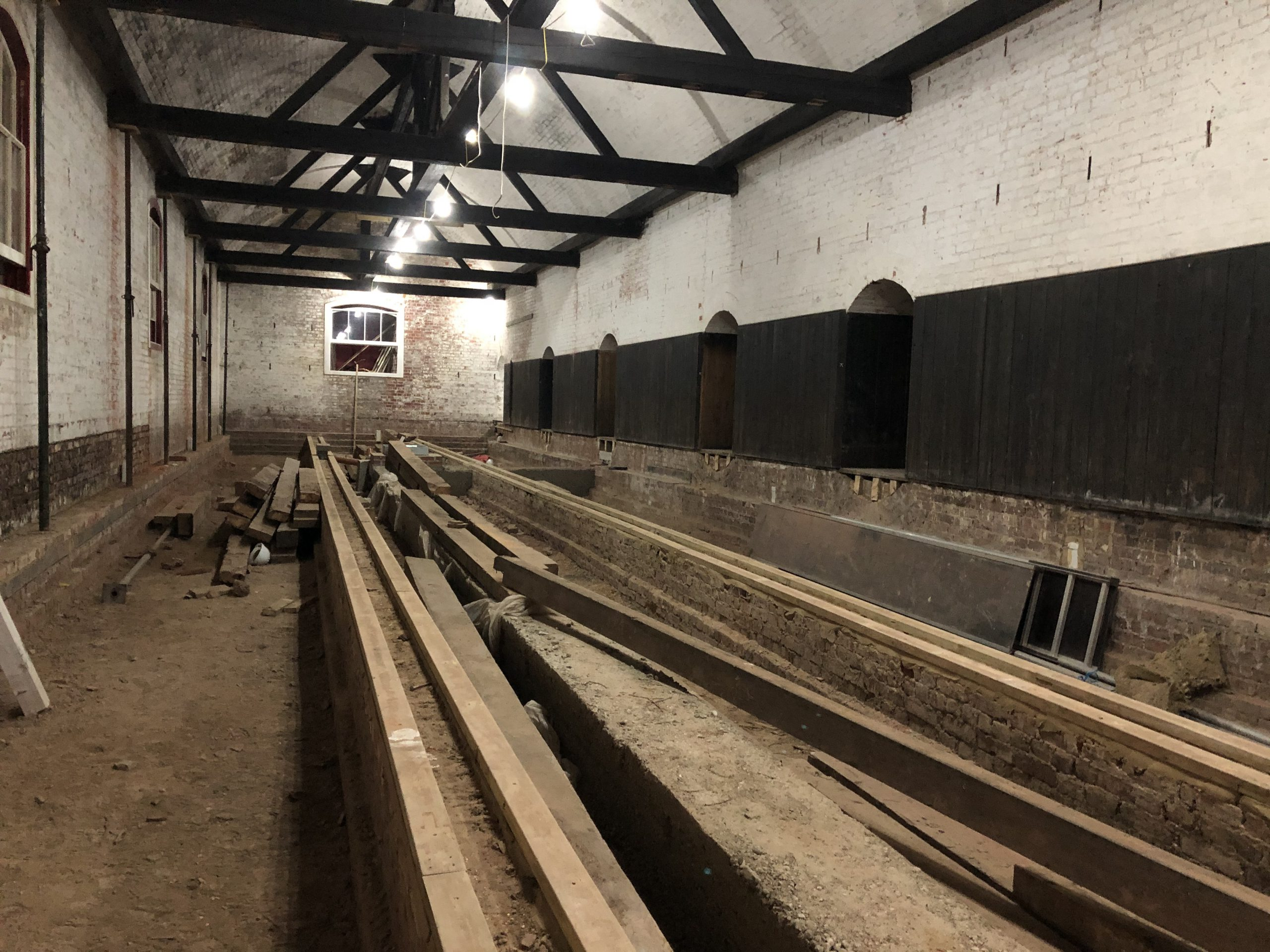 Brewhouse - Before