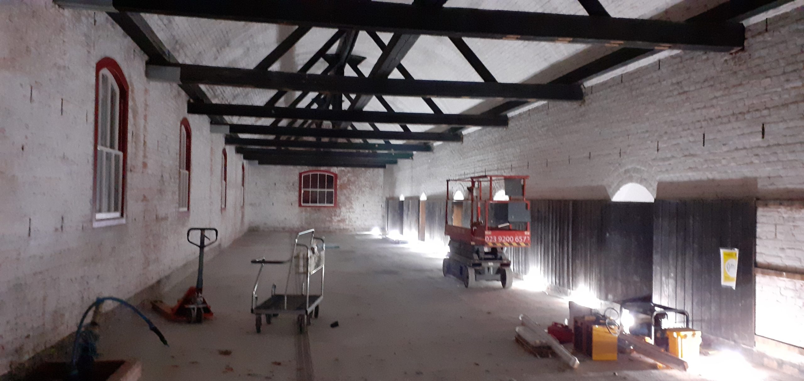 Brewhouse Works 1
